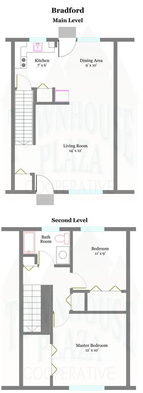 bradford floor plan bradford