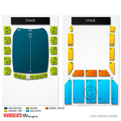 modell performing arts center at the lyric seating modell performing arts center at the lyric seating chart
