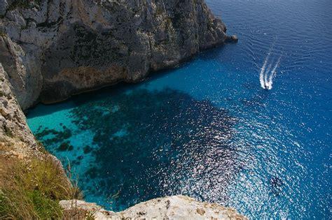 el paraiso de aguas turquesa en version grecia zakynthos