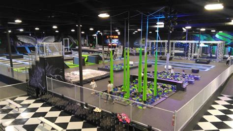 Ying Circus Extreme Air Sports In Tukwila S Up Nw