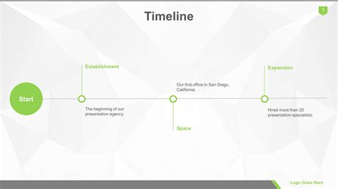 Download Free Business Powerpoint Templates Slidestore Timeline Slide Powerpoint
