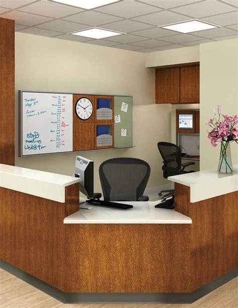 Desk Wall System Nurses Station Concert Modular Wall System Raspberry Med