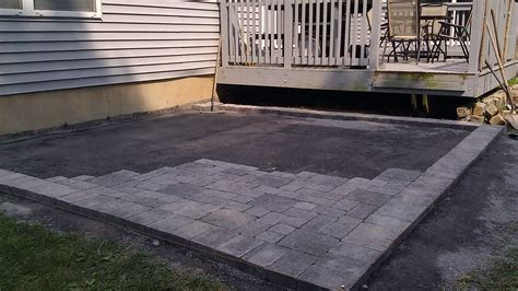 brick patio parkview landscaping home improvement