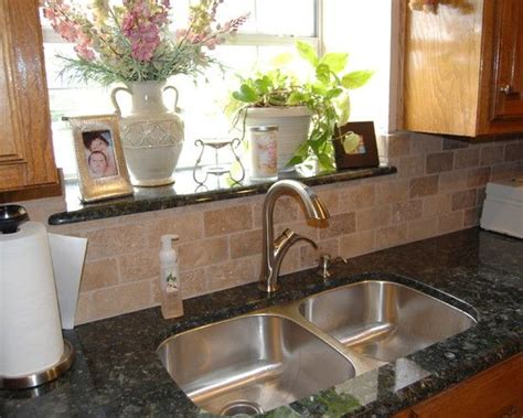 Kitchen Window Sill Decorating Ideas Window Sill To Match Countertop Waterproof Touch Kitchen Window Sills Design Pictures
