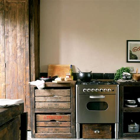 rustic modern kitchen cabinets rustic dining the style files