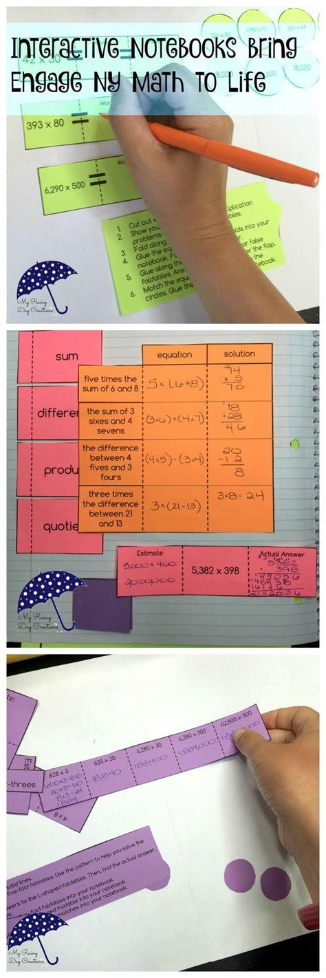 diagram engage new york best 25 math notebooks ideas on interactive math journals interactive notebooks