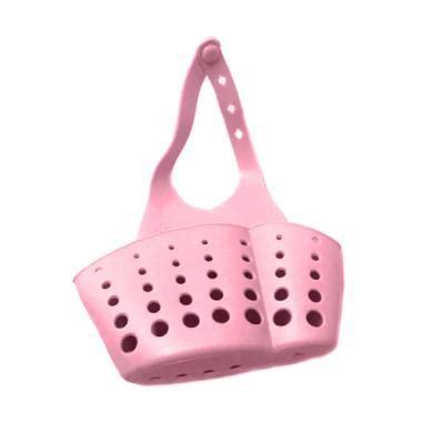 Promo Tempat Sabun Dan Spons Gantung Gantungan Kran Serbaguna X299 jual buy 1 get 1 karlykaela kitchenware multifunction basket storage pink harga