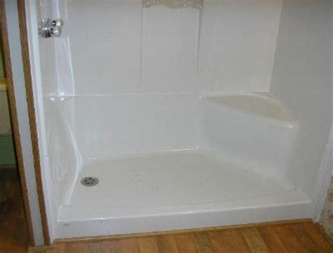 replacement bathtub for mobile home 17 best ideas about shower installation on pinterest diy