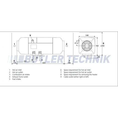 webasto sel heater wiring diagram wiring diagram