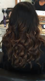 highlights on dark hair 50 brown highlights for black hair pictures best hair color