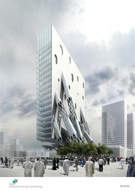 design concept consultants dubai al rostamini headquarters mad archdaily