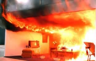 arson forensics sets myths ablaze npr