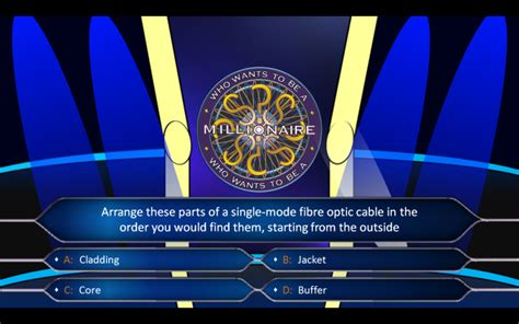 who wants to be a millionaire ppt template who wants to be
