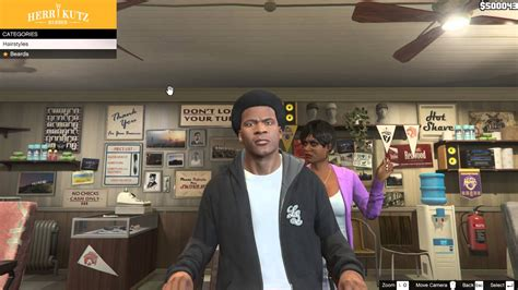 haircut deals gta grand theft auto v franklin getting haircut and growing