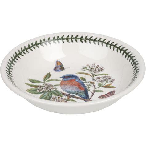 portmeirion botanic garden pasta bowls portmeirion botanic garden pasta bowl 20cm western bluebird louis potts
