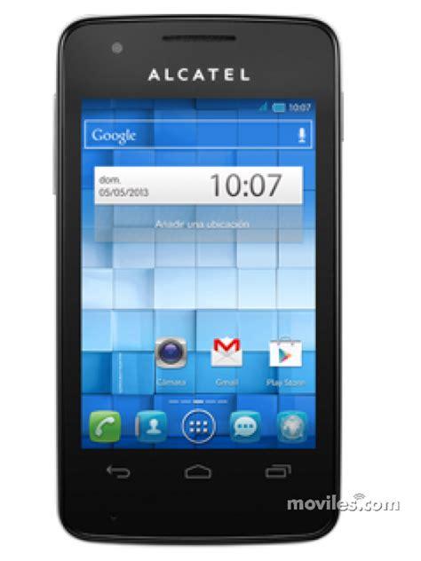 imagenes para celular alcatel one touch alcatel one touch spop celulares com m 233 xico