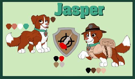 paw patrol breeds pheonixfoxblood24 chris miller deviantart