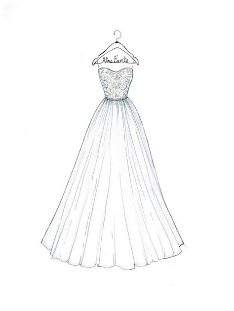 brautkleider zeichnen 7 best wedding dress sketches images on custom