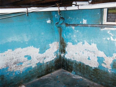 What To Do About Efflorescence Or Stained Concrete