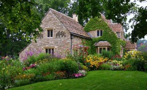Cottage Cottage by Beautiful Countryside Fairytale Cottages With