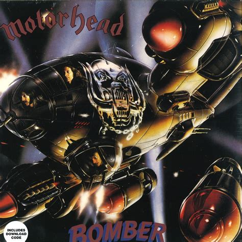 Bmg Rights by Mot 246 Rhead Bomber Bmg Rights Management 39127171 Vinyl