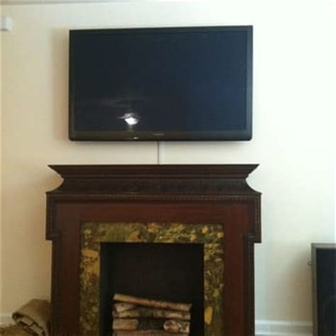 55 Inch Tv Above Fireplace by Anthony S Professional Tv Mounting Service 55 Inch