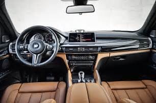 Bmw X6 Interior Bmw Releases Details About X5 M And X6 M Ahead Of L A Debut