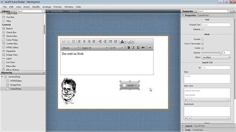 Tutorial Javafx Scene Builder | javafx scene builder tutorial m 228 chtig aber einfach