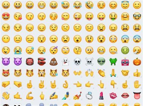 emoji di samsung whatsapp nuove emoji copiate da apple corriere it
