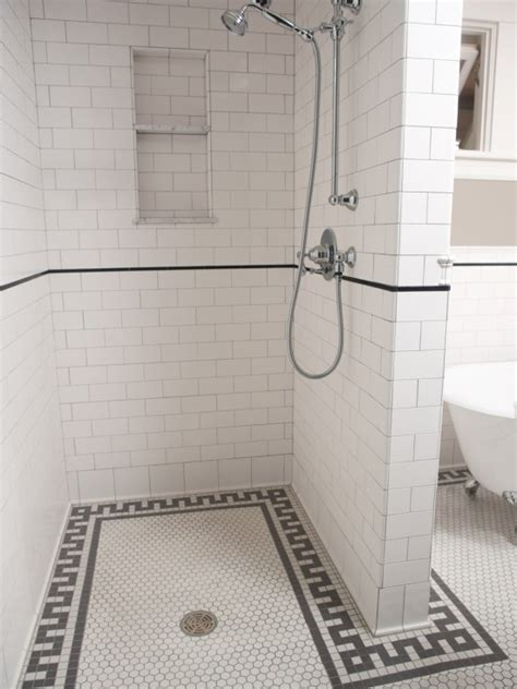 classic bathroom tile renovation trends hex tile the estate of things