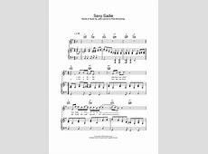 Sexy Sadie Sheet Music - Music for Piano and More ... Minnie The Moocher Chords