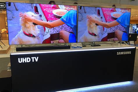 Promo Tv Samsung 55q8c 55 Inch Qled Uhd 4k Curved Smart Tv samsung s gorgeous qled 4k tvs are now in stores hardwarezone sg