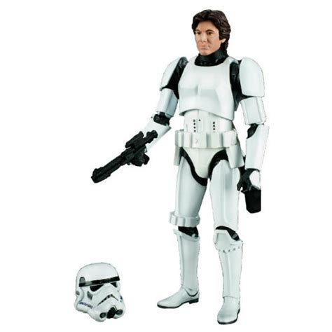 Han Wars Black Series 6 Inch duclos toys figures collectibles toys
