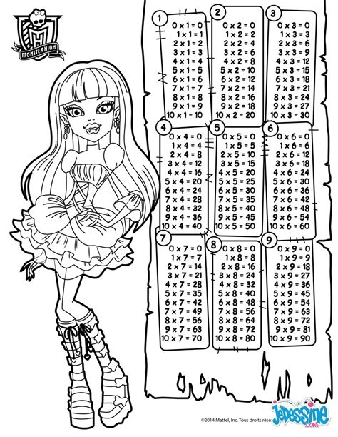 multiplication coloring pages fall multiplication coloring page coloring pages