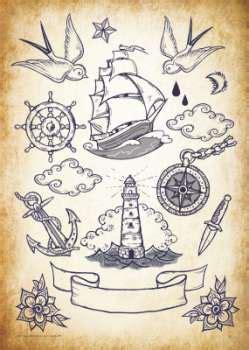 tattoo old school vorlagen sina shop oldschool edel motive tattoo vorlagen