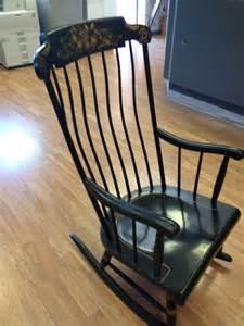Black Rocking Chair Nursery Gramercy Rocking Chair Modern Chair Modern Bentwood Rocking Chairmodern High Back Rocking Chair
