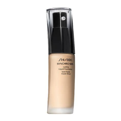 Shiseido Synchro Lasting Liquid Foundation phấn nền th 244 ng minh shiseido synchro skin lasting liquid