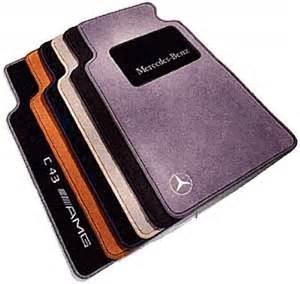 Auto Floor Mats Mercedes C Class Accessories