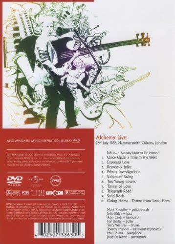sultans of swing release date dire straits album 171 alchemy live 187
