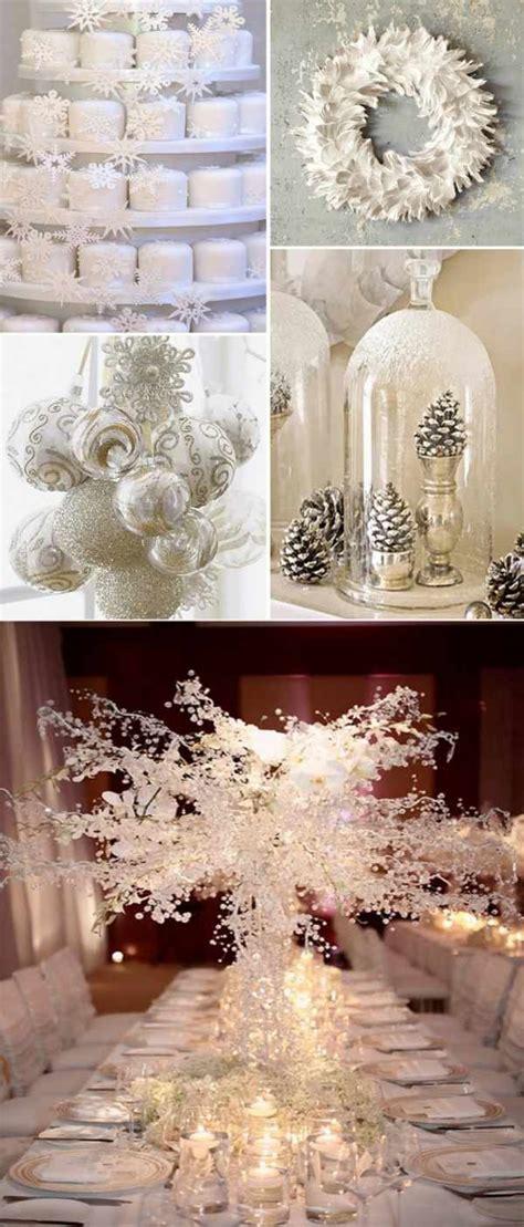 winterdeko ideen zum nachmachen schoene winterliche