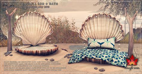 sea shell bedding nerissa seashell bed and bath for collabor88 july trompe loeil