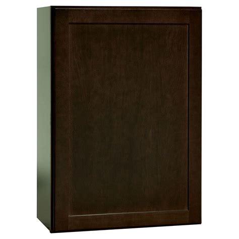 home depot shaker cabinets hton bay shaker assembled 21x30x12 in wall kitchen