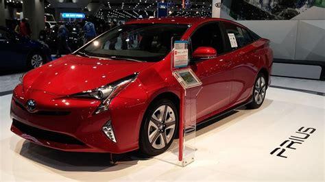Toyota Pakistan All New Toyota Prius Model Debuts In Pakistan