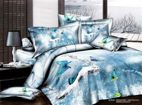 new beautiful 4pc 100 cotton comforter duvet doona cover