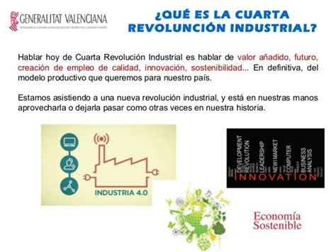 la cuarta revolucin industrial empleo en la cuarta revoluci 243 n industrial
