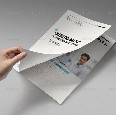 questionnaire design proposal dsign questionnaire for web design proposal by egotype