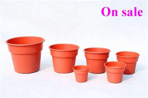 Planters On Sale by Kailai Brand Pp Plastic Nursery Pots For Plants On Sales