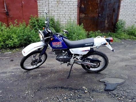 Suzuki Djebel 200 2000 Suzuki Djebel 200 Pictures 0 2l For Sale