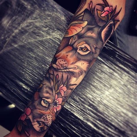 woodland tattoo designs 1000 ideas about neo traditional on