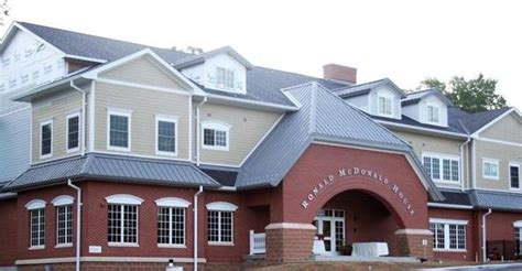 New St Louis Ronald Mcdonald House And 300th In The World Helps Families Of